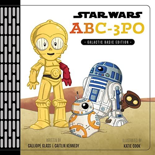 Star Wars ABC-3PO: Glass, Calliope