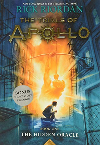 9781484746417: Trials of Apollo, the Book One the Hidden Oracle