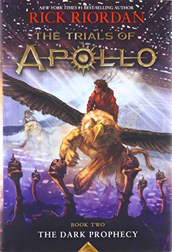 9781484746424: Trials of Apollo, the Book Two the Dark Prophecy