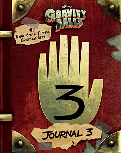 9781484746691: Gravity Falls Journal: 3