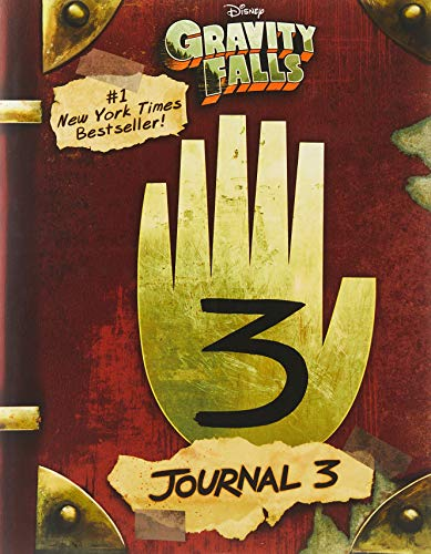 9781484746691: Gravity Falls: Journal 3