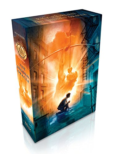 9781484746943: The Trials of Apollo Book One The Hidden Oracle (Special Limited Edition)