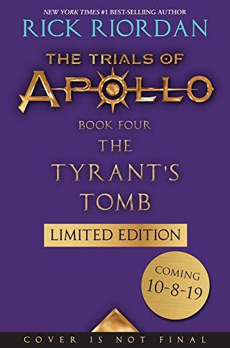 9781484746974: The Tyrant's Tomb: 4 (Trials of Apollo)