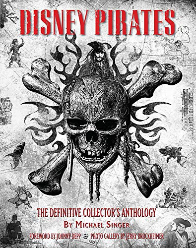 Disney Pirates: The Definitive Collection Format: Paperback