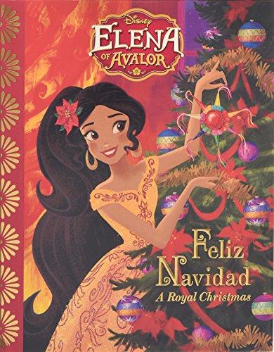 9781484747926: Elena of Avalor Feliz Navidad: A Royal Christmas