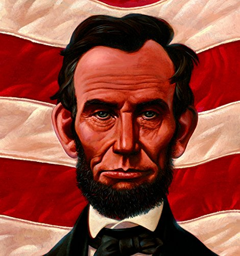 9781484749586: Abe's Honest Words: The Life of Abraham Lincoln (Big Words)