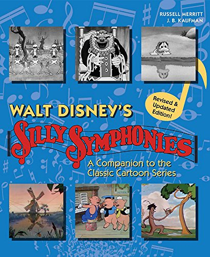 9781484751329: Walt Disney's Silly Symphonies: A Companion to the Classic Cartoon Series