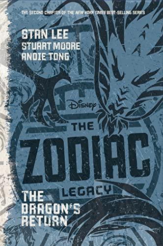9781484752555: The Zodiac Legacy: The Dragon's Return