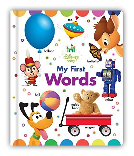 9781484752616: Disney Baby My First Words