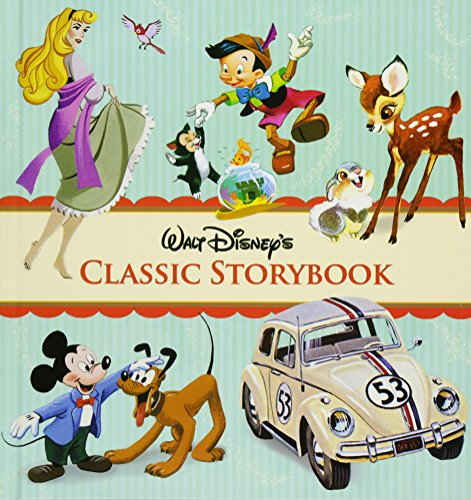 9781484753378: Walt Disney's Classic Storybook Special Edition (Volume 3) (Storybook Collection)