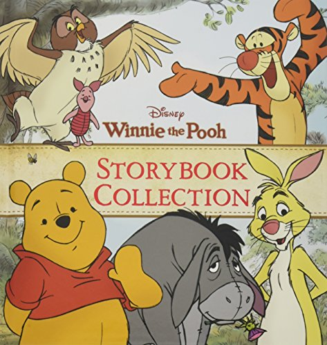 9781484753385: Winnie the Pooh Storybook Collection Special Edition