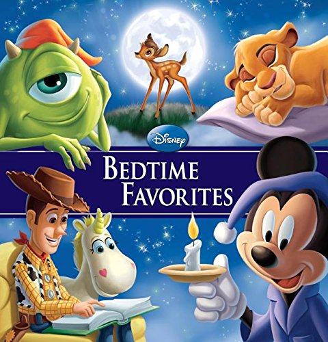 Disney Bedtime Favorites Collection Special Edition