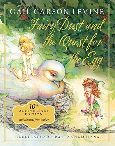 9781484758076: Fairy Dust and the Quest for the Egg: 10th Anniversary Edition (A Fairy Dust Trilogy Book)