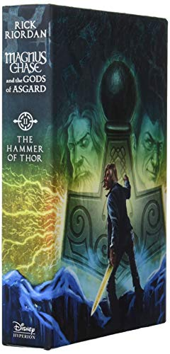 9781484758458: The Hammer of Thor (Magnus Chase and the Gods of Asgard)