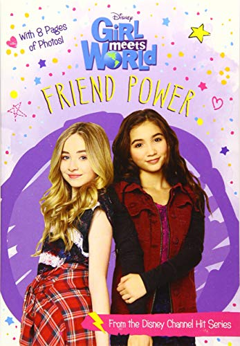 9781484767153: Girl Meets World Friend Power (Girl Meets World Junior Novel)