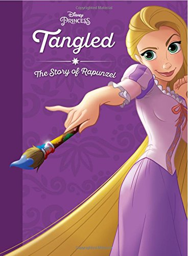 Tangled: The Story of Rapunzel (Disney Princess)