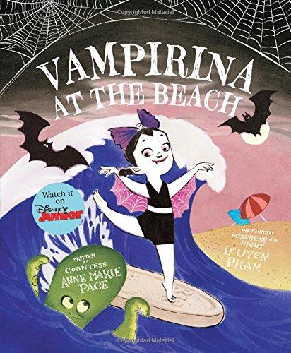 Vampirina at the Beach