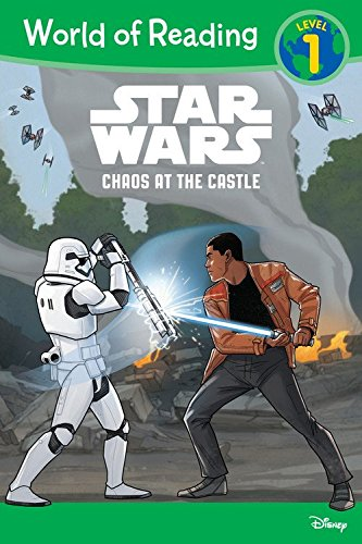 9781484774106: World of Reading Star Wars Chaos at the Castle (Level 1) (World of Reading: Level 1)