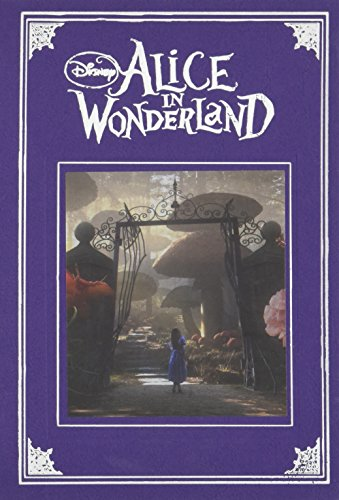 9781484776421: Alice in Wonderland (Based on the motion picture directed by Tim Burton (Reissue))