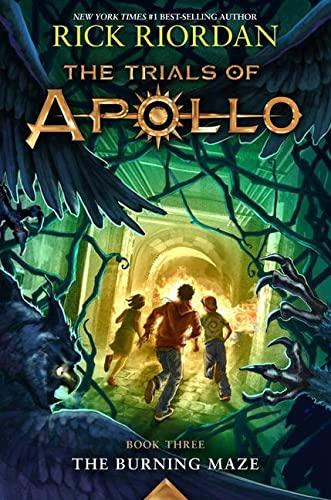 9781484780657: TRIALS OF APOLLO THE BURNING M: 3
