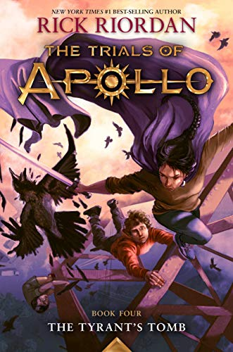9781484780664: The Tyrant's Tomb: 4 (Trials of Apollo)