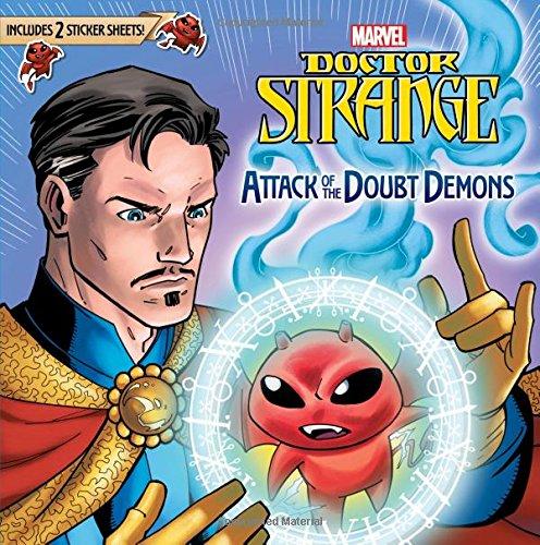 Doctor Strange Attack of the Doubt Demons: Marsham, Liz