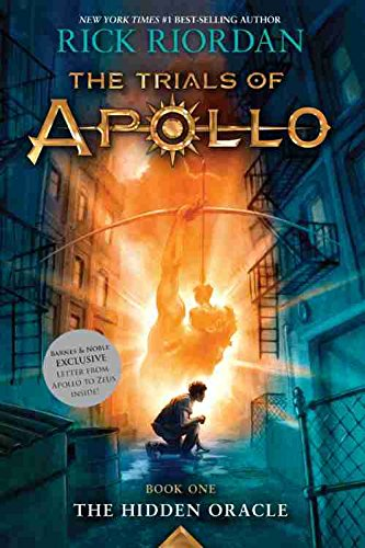 9781484782682: The Hidden Oracle (B&N Exclusive Edition) (The Trials of Apollo Series #1) - BN Exclusive