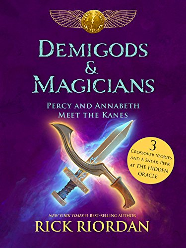 9781484785027: Demigods & Magicians (International Edition): Percy and Annabeth Meet the Kanes