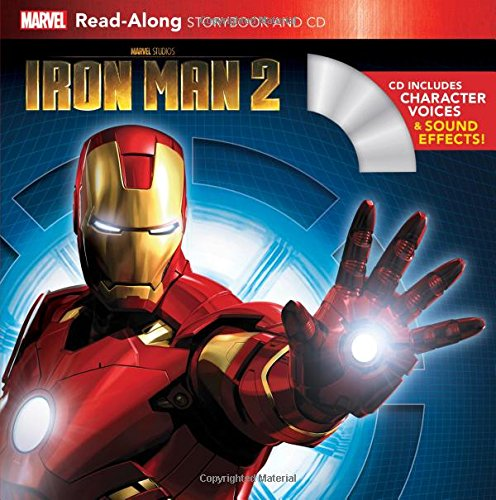 Iron Man 2 Read-Along Storybook and CD: Marvel Book Group
