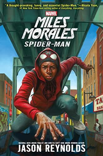 Miles Morales: Spider-Man (Hardback)