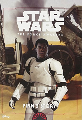 Star Wars Finn's Story (Star Wars: the Force Awakens)