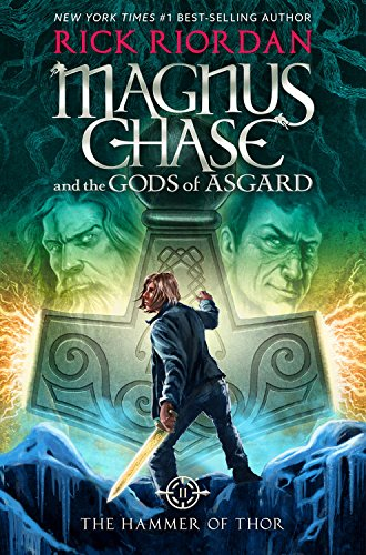 9781484798218: Magnus Chase and the Gods of Asgard, Book 2 The Hammer of Thor (International Edition)
