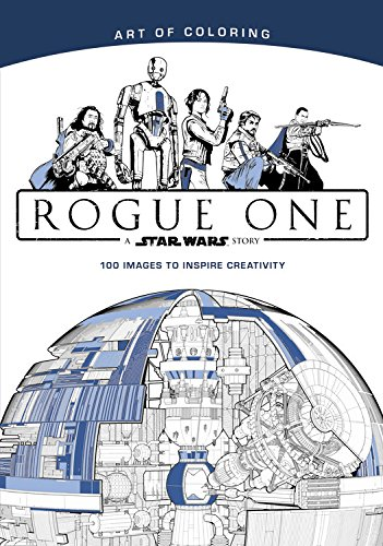 Art of Coloring Star Wars: Rogue One: Disney Books