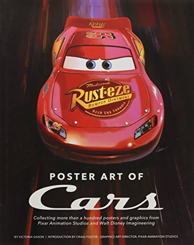 Poster Art of the World of Cars (Disney Editions Deluxe (Film))