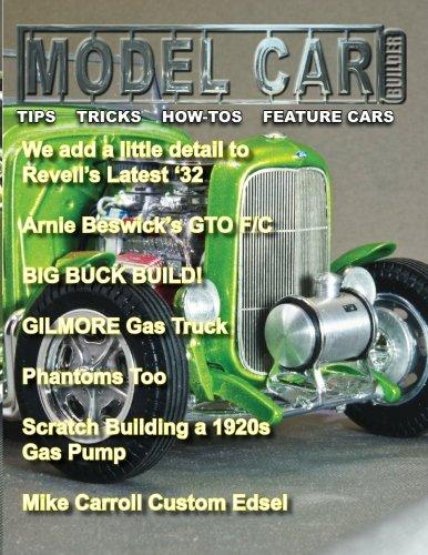 9781484801703: Model Car Builder No. 11: Tips, Tricks, How-Tos, Feature Cars