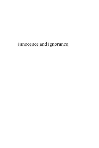 9781484808412: Innocence and Ignorance
