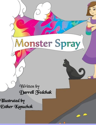 Monster Spray: Fedchak, Darrell