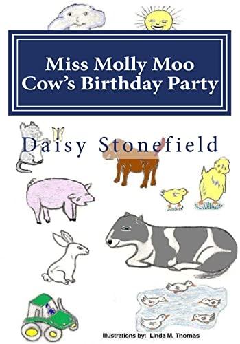 Miss Molly Moo Cows Birthday Party: Stonefield, Daisy