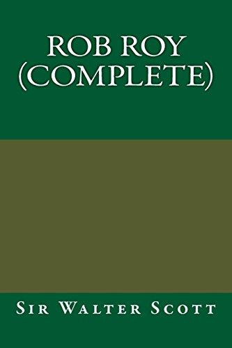 9781484811733: Rob Roy (complete)