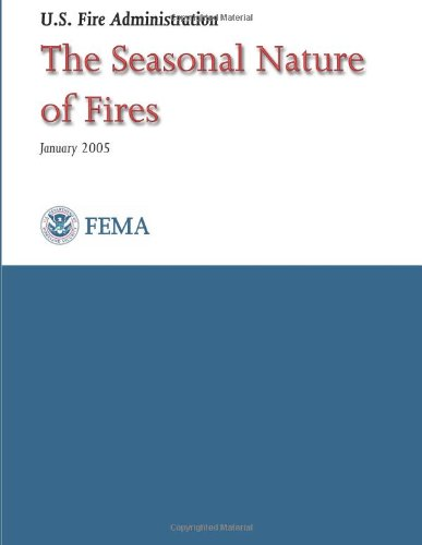 9781484812556: The Seasonal Nature of Fires