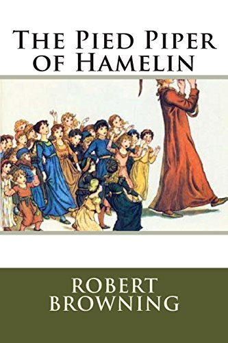 9781484815366: The Pied Piper of Hamelin