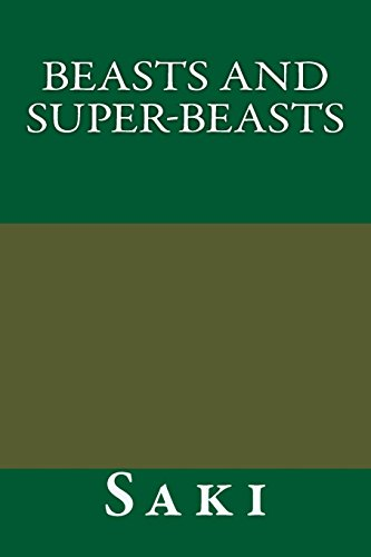9781484815847: Beasts and Super-Beasts