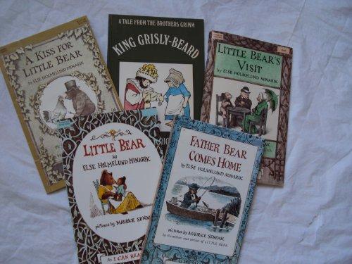 9781484820421: Sendak Pack: Father Bear Comes Home; Little Bear's Visit; King Grisly-bread; a Kiss for Little Bear; Little Bear (Book Sets for Kids: Kindergarten - Grade 1)