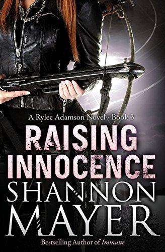 9781484823668: Raising Innocence: A Sexy Urban Fantasy Mystery (Rylee Adamson Book #3)