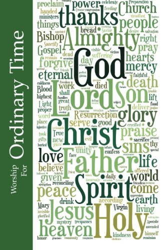 9781484825112: Worship For Ordinary Time: 4 (Worship Through The Year)
