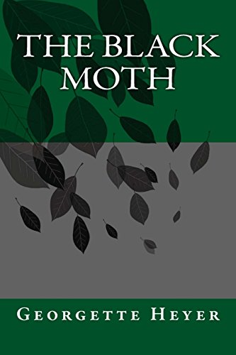 The Black Moth (1484826760) by Georgette Heyer