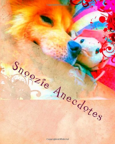 9781484829875: Snoozie Anecdotes: Bed Time Stories