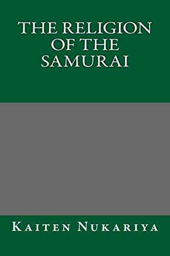 9781484832882: The Religion of the Samurai