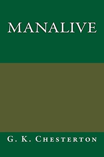 9781484833544: Manalive