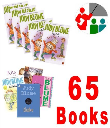 Ultimate Grade 5 Library: Double Fudge; Erin Hunter Warriors; Saving Shiloh; Shiloh Season; Starring Sally J. Freeman As Herself; Charlie and the Great Glass Elevator; the Music of Dolphins (Children Reading Books) (9781484840139) by Judy Blume; Karen Hess; Roald Dahl; R.L Stine; Jim Benton; Bill Wallace